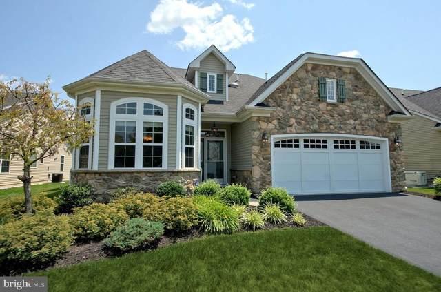 15 Tuscany Drive, PRINCETON JUNCTION, NJ 08550 (#NJME297508) :: The Team Sordelet Realty Group