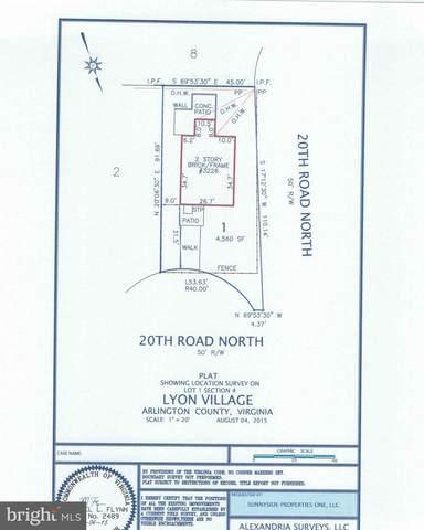 3226 20TH Road N, ARLINGTON, VA 22207 (#VAAR164946) :: The Licata Group/Keller Williams Realty