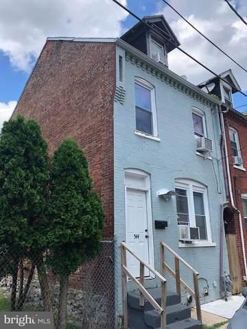 544 Locust Street, LANCASTER, PA 17602 (#PALA165490) :: John Smith Real Estate Group