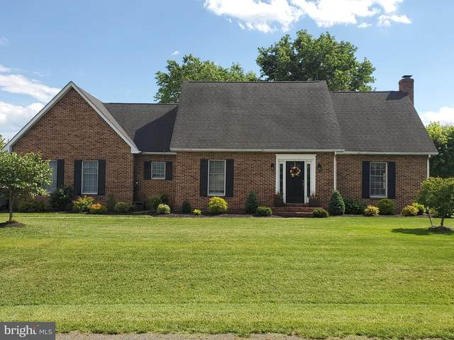 304 Laurel Hill Drive, STEPHENS CITY, VA 22655 (#VAFV158290) :: Network Realty Group