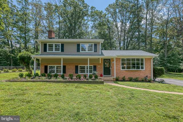 12003 Hamden Court, OAKTON, VA 22124 (#VAFX1137252) :: The Gus Anthony Team