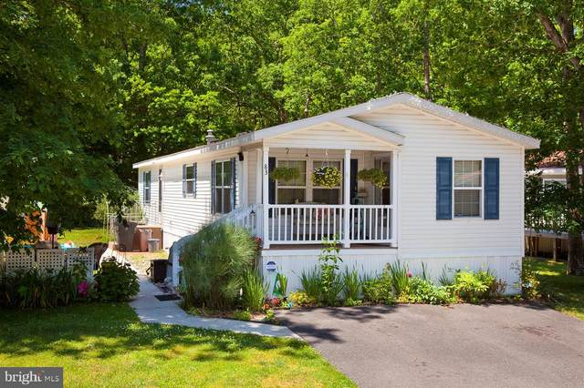 2110 Mays Landing Road #83, MILLVILLE, NJ 08332 (#NJCB127410) :: The Dailey Group