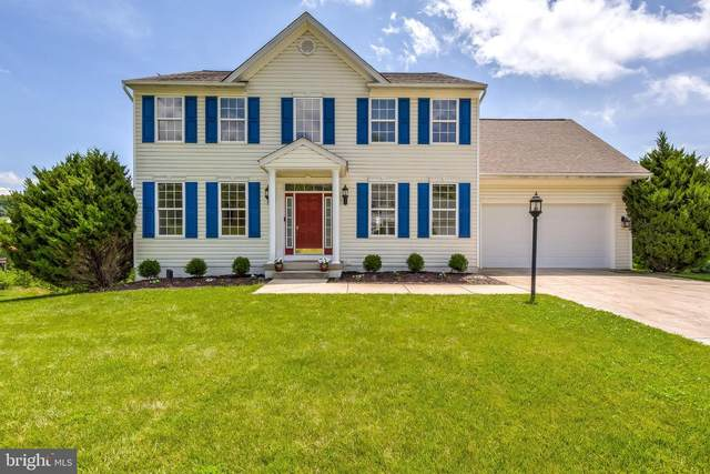 112 Glenray Court, NEW FREEDOM, PA 17349 (#PAYK140358) :: Iron Valley Real Estate