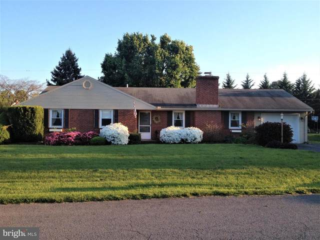 22057 Mohawk Drive, SMITHSBURG, MD 21783 (#MDWA173114) :: The Miller Team