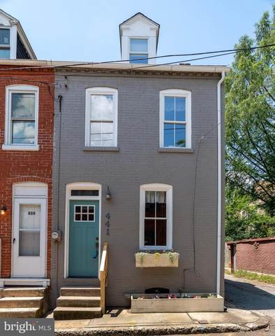 441 Chambers Street, LANCASTER, PA 17603 (#PALA165512) :: The Joy Daniels Real Estate Group