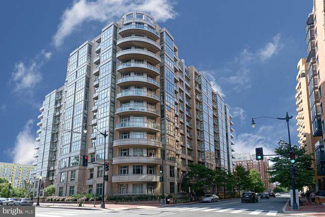811 4TH Street NW #507, WASHINGTON, DC 20001 (#DCDC474582) :: SURE Sales Group