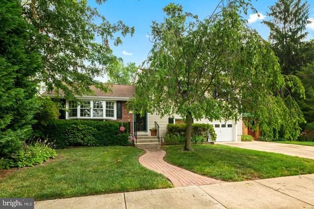 1101 Mercer Drive, HADDONFIELD, NJ 08033 (#NJCD396596) :: Holloway Real Estate Group