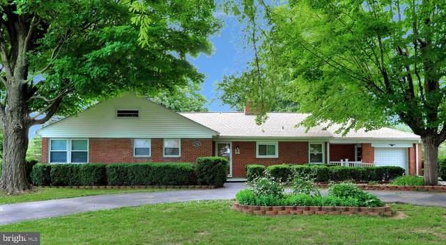2700 Blue Ridge Terrace, WINCHESTER, VA 22601 (#VAWI114684) :: The MD Home Team