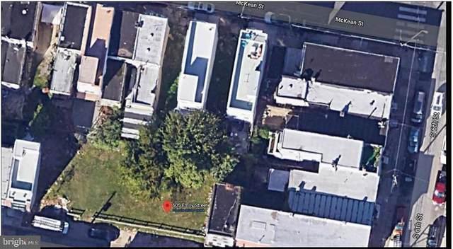 605 Emily Street, PHILADELPHIA, PA 19148 (#PAPH908610) :: LoCoMusings