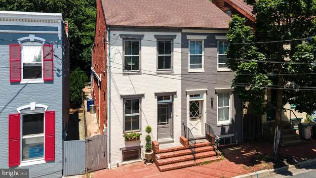 17 E South Street, FREDERICK, MD 21701 (#MDFR266476) :: The Steve Crifasi Real Estate Group