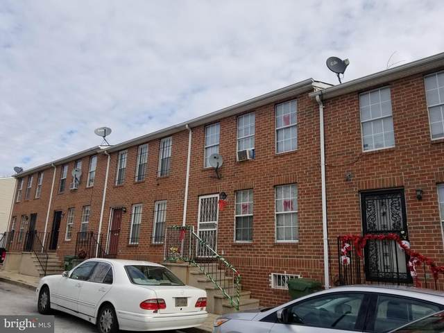 1309 N Woodyear Street, BALTIMORE, MD 21217 (#MDBA514948) :: Mortensen Team