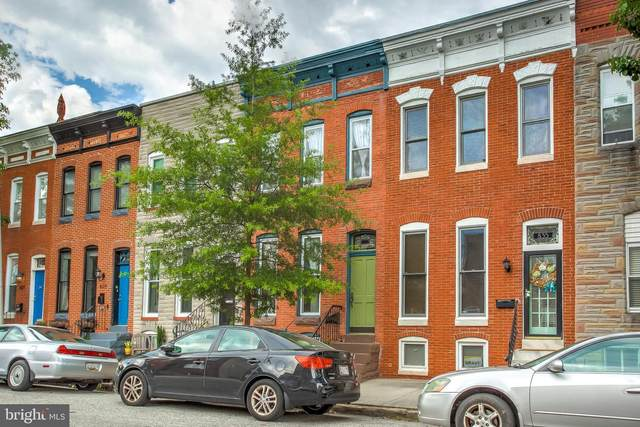 833 S Ellwood Avenue, BALTIMORE, MD 21224 (#MDBA514952) :: Larson Fine Properties