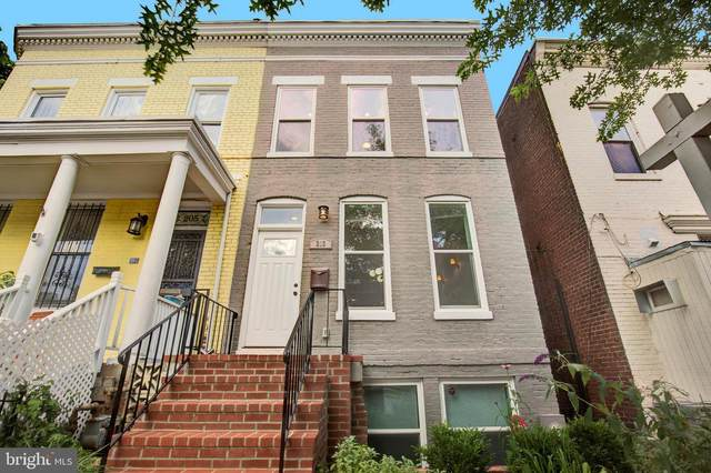 203 15TH Street NE, WASHINGTON, DC 20002 (#DCDC474678) :: Corner House Realty