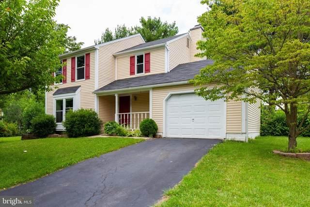 19701 Mayhill Terrace, GAITHERSBURG, MD 20879 (#MDMC713642) :: Revol Real Estate