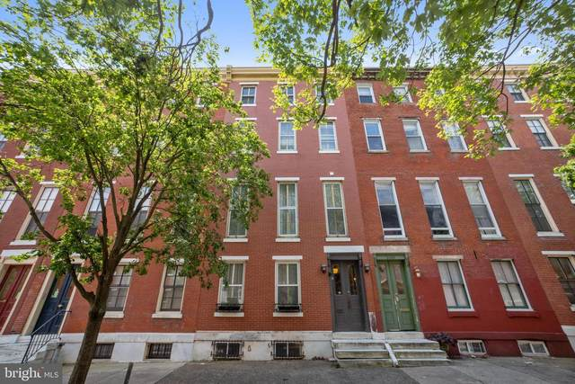 1608 Mount Vernon Street, PHILADELPHIA, PA 19130 (#PAPH908704) :: Larson Fine Properties
