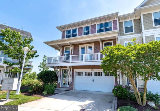 2808 Persimmon Place D1, CAMBRIDGE, MD 21613 (#MDDO125628) :: Bob Lucido Team of Keller Williams Integrity