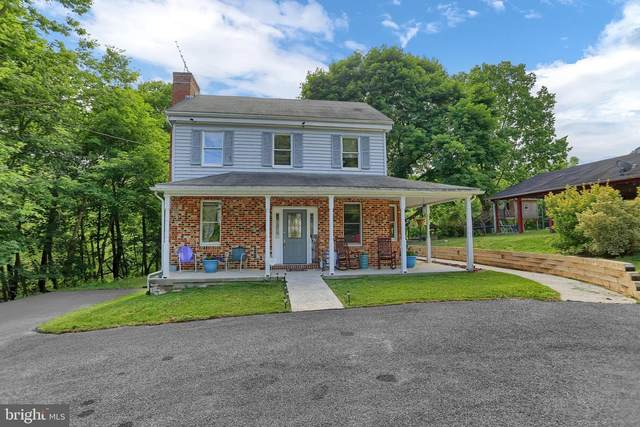 11026 Welsh Run Road, GREENCASTLE, PA 17225 (#PAFL173462) :: The Joy Daniels Real Estate Group