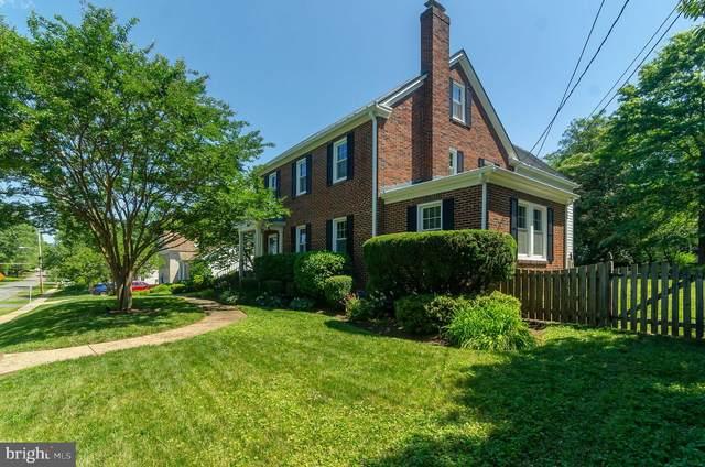 9117 West Street, MANASSAS, VA 20110 (#VAMN139842) :: Lucido Agency of Keller Williams