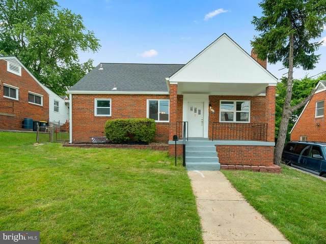711 Sheridan Street, HYATTSVILLE, MD 20783 (#MDPG572552) :: Blackwell Real Estate