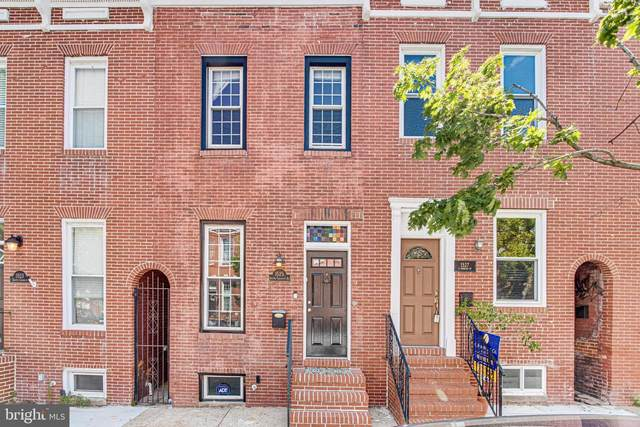 1525 S Charles Street, BALTIMORE, MD 21230 (#MDBA514998) :: The Miller Team