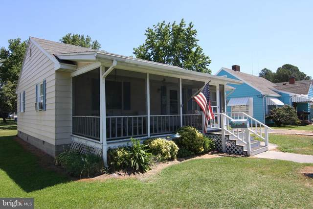 108 Columbia Avenue, CRISFIELD, MD 21817 (#MDSO103670) :: The Riffle Group of Keller Williams Select Realtors