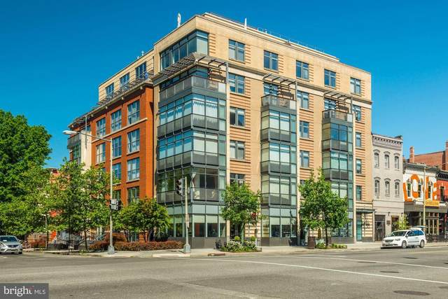 1401 Q Street NW #205, WASHINGTON, DC 20009 (#DCDC474722) :: Lucido Agency of Keller Williams