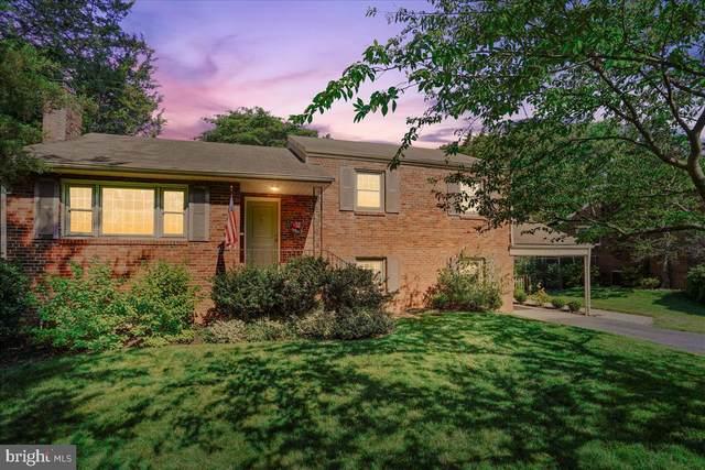 8318 Ashwood Drive, ALEXANDRIA, VA 22308 (#VAFX1137472) :: Dart Homes