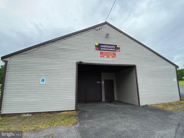 3005 Reservoir Road, BEDFORD, PA 15522 (#PABD102366) :: LoCoMusings