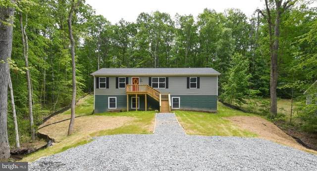 26269 Hill Road, RUTHER GLEN, VA 22546 (#VACV122416) :: The Matt Lenza Real Estate Team