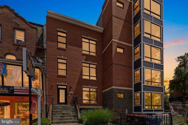 3519 14TH Street NW #2, WASHINGTON, DC 20010 (#DCDC474744) :: Lucido Agency of Keller Williams