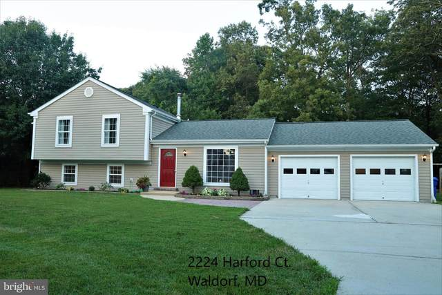 2224 Harford Court, WALDORF, MD 20602 (#MDCH215100) :: Gail Nyman Group