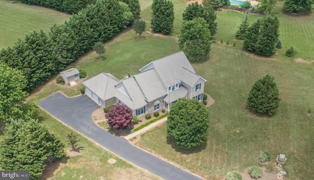 80 Carlisle Court, FREDERICKSBURG, VA 22405 (#VAST223308) :: The Riffle Group of Keller Williams Select Realtors
