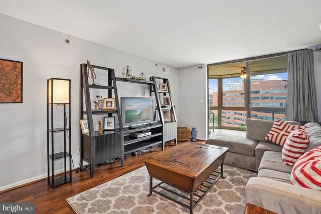 1024 N Utah Street #819, ARLINGTON, VA 22201 (#VAAR165022) :: Jacobs & Co. Real Estate