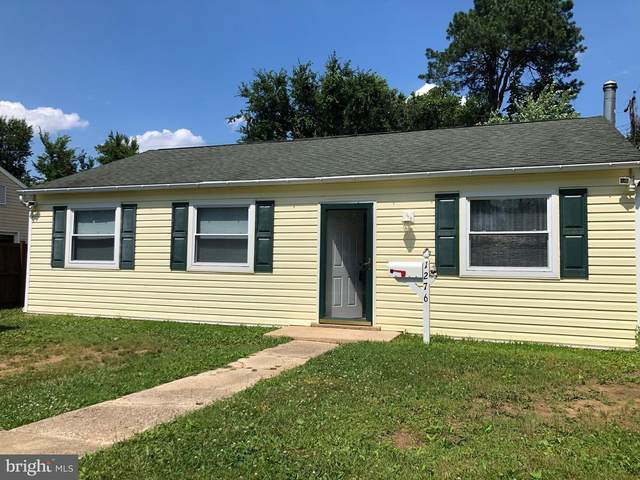 1276 Guildford Road, GLEN BURNIE, MD 21060 (#MDAA438462) :: Century 21 Dale Realty Co