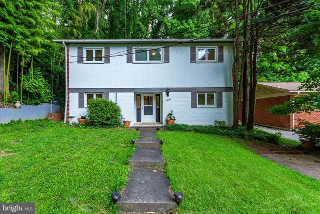 4007 Woodlawn Road, CHEVY CHASE, MD 20815 (#MDMC713750) :: The Licata Group/Keller Williams Realty