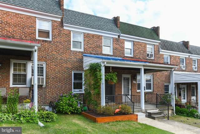 1311 W 37TH Street, BALTIMORE, MD 21211 (#MDBA515046) :: Lucido Agency of Keller Williams