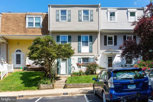 77 Oxford Court, WALKERSVILLE, MD 21793 (#MDFR266508) :: Ultimate Selling Team