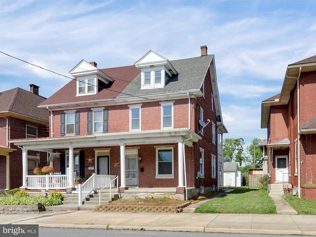 408 N Railroad Street, PALMYRA, PA 17078 (#PALN114436) :: The Craig Hartranft Team, Berkshire Hathaway Homesale Realty