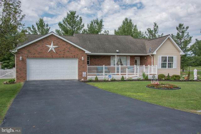 10340 White Pine Court, MC GAHEYSVILLE, VA 22840 (#VARO101258) :: The Putnam Group