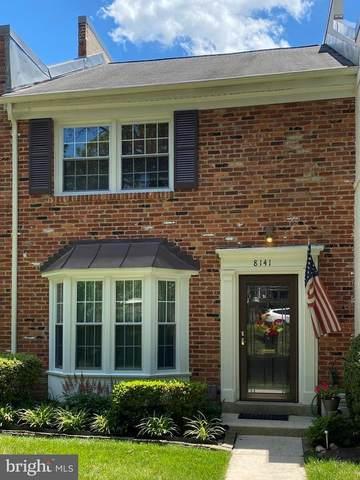 8141 Carrleigh Parkway, SPRINGFIELD, VA 22152 (#VAFX1137586) :: Debbie Dogrul Associates - Long and Foster Real Estate