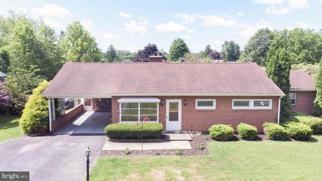 184 Highland Road, CHAMBERSBURG, PA 17202 (#PAFL173486) :: TeamPete Realty Services, Inc