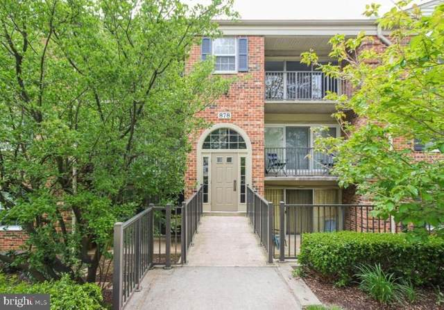878 College Parkway #104, ROCKVILLE, MD 20850 (#MDMC713792) :: The Licata Group/Keller Williams Realty