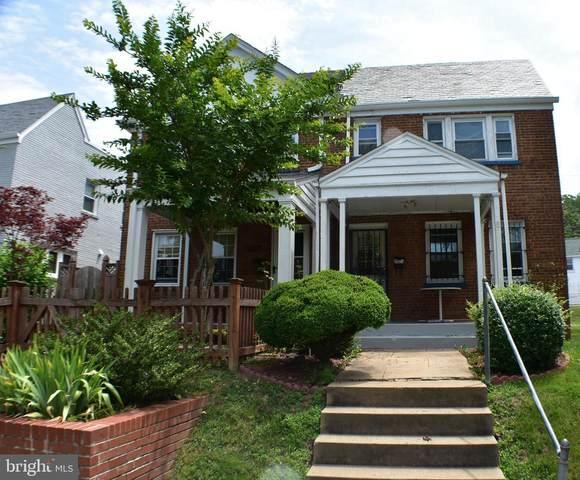 5021 N Capitol Street NE, WASHINGTON, DC 20011 (#DCDC474804) :: LoCoMusings
