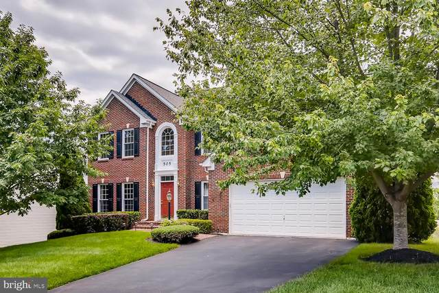 505 Rambling Sunset Circle, MOUNT AIRY, MD 21771 (#MDFR266526) :: HergGroup Mid-Atlantic