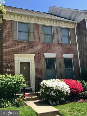 21 Goucher Woods Court, TOWSON, MD 21286 (#MDBC498276) :: The Dailey Group