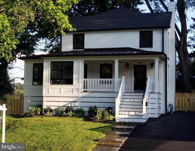 5100 Yorktown Boulevard, ARLINGTON, VA 22207 (#VAAR165050) :: Shamrock Realty Group, Inc