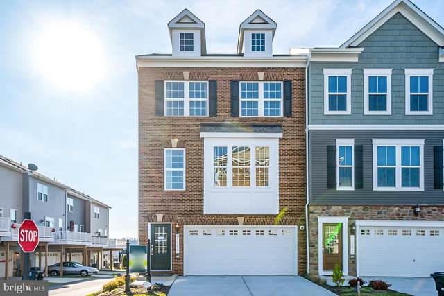 3809 Steel Creek Place, UPPER MARLBORO, MD 20772 (#MDPG572646) :: Larson Fine Properties