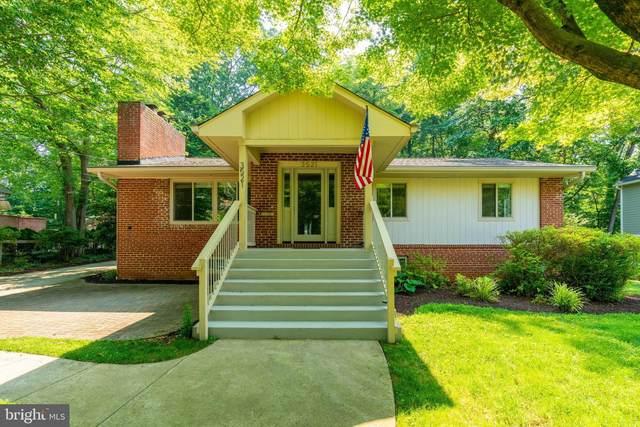 3521 Kirkwood Drive, FAIRFAX, VA 22031 (#VAFX1137656) :: Eng Garcia Properties, LLC