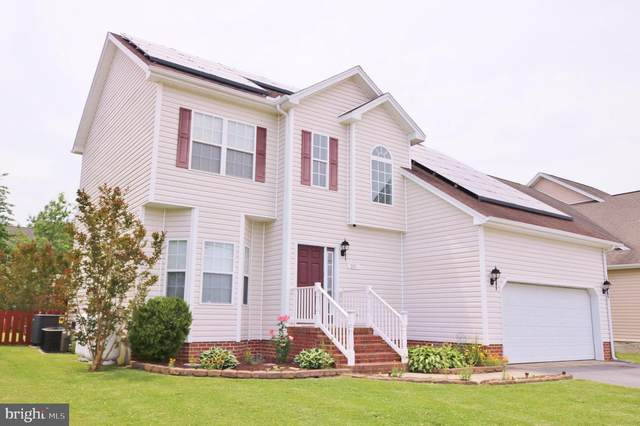 251 S Washington Street, SNOW HILL, MD 21863 (#MDWO114730) :: ExecuHome Realty