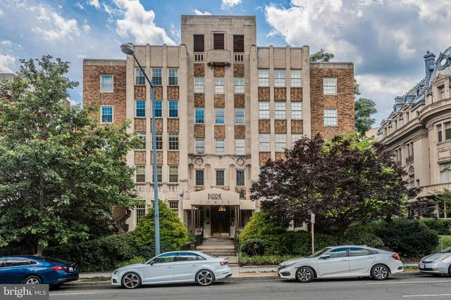 2440 16TH Street NW #104, WASHINGTON, DC 20009 (#DCDC474830) :: LoCoMusings